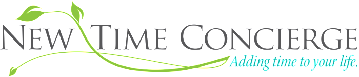 new time concierge logo